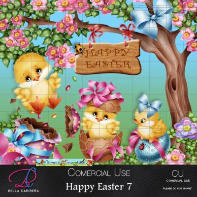 Happy Easter 7