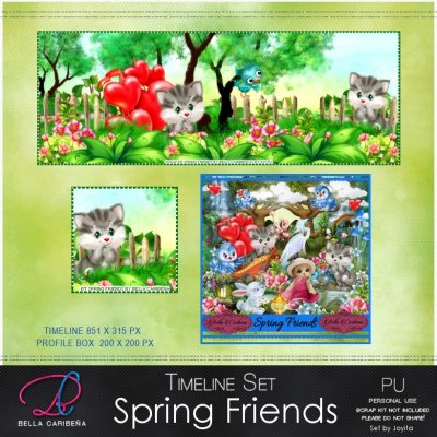 SPRING FRIENDS TL 9a