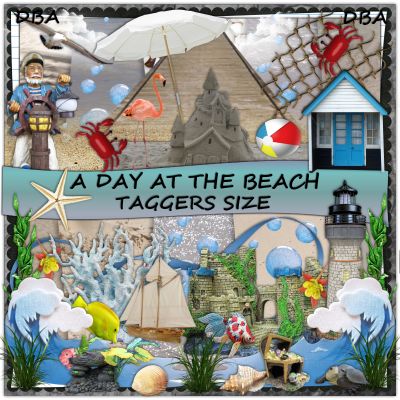 A Day At The beach TS