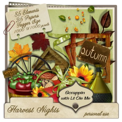 Harvest Nights Taggers Kit