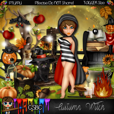 Autumn Witch TS