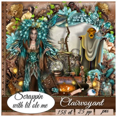 Clairvoyant Taggers Kit