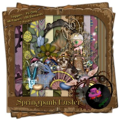 Steampunk Easter (Taggers)