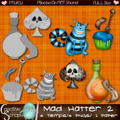 Mad Hatter CU 2