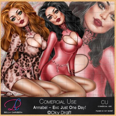 Just One Day Exc Tube Annabel