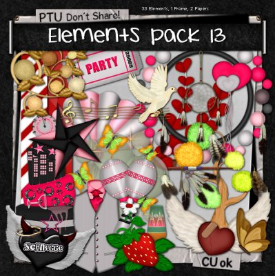 Elements Pack 13