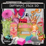 Elements Pack 20