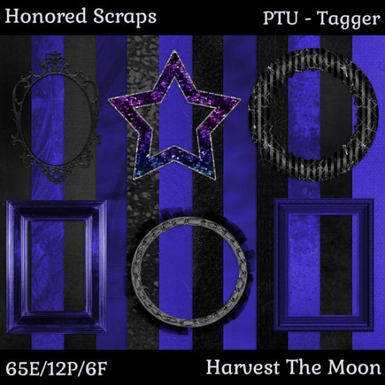 Harvest The Moon - Tagger - Click Image to Close