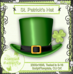 St. Patrick's Day Hat Script/Template