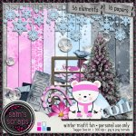PU - Winter Misfit Fun tagger kit