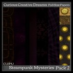 Steampunk Paper pack 2