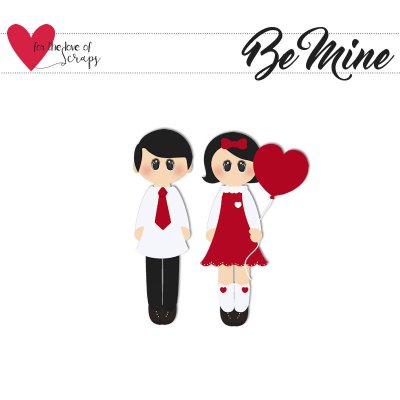 Be Mine Templates