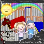 CU Childrens Playground Mix