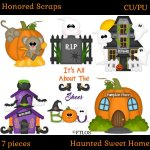 Haunted Sweet Home (CU/PU)