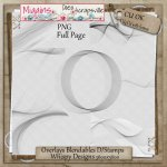 CU Overlays Blendables DigiStamps Wisps full page