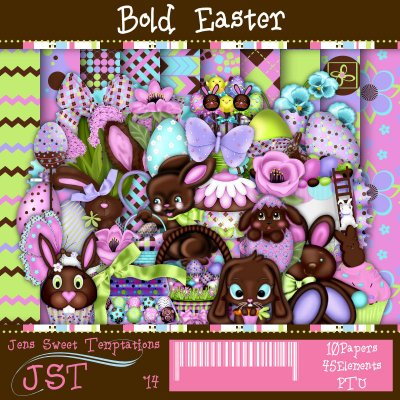 Bold Easter