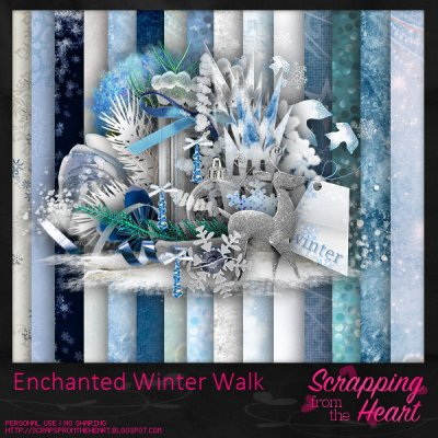 Enchanted Winter Walk