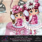 Pinkkelicious Exclusive Doll