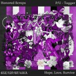 Hope, Love, Survive - Tagger