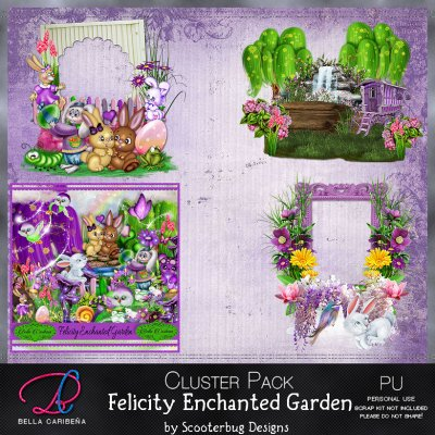 Felicity Enchanted Garden CF 13