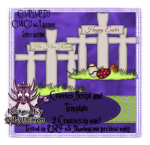 Easter Crosses Script/Template