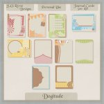 Dogitude Journal Cards
