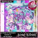 Bunny Business Taggers Kit