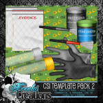 CSI - Template Pack 2
