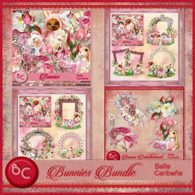 Bunnies Bundle (TS_PU)