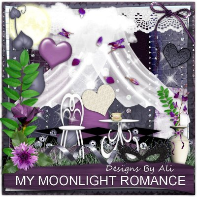 My Moonlight Romance FS