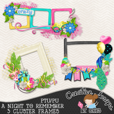 A Night to Remember Cluster Frames