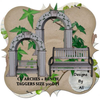 CU Arches & Benches TS