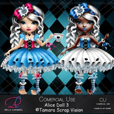 Alice Doll 3
