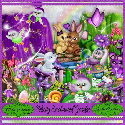 Felicity Enchanted Garden - Click Image to Close