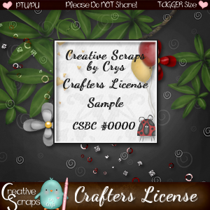 Crafters License